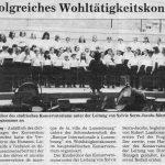 1992: Kinderchor des städtischen Konservatoriums