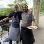 Les deux chefs du barbecue
