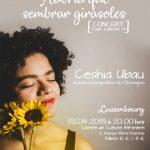 Concert de Ceshia Ubau