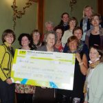 2012: Soroptimist Club Luxembourg-Doyen