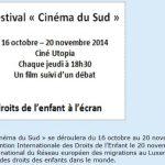 2014: Cinéma du Sud
