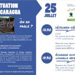 Forum: Situation au Nicaragua